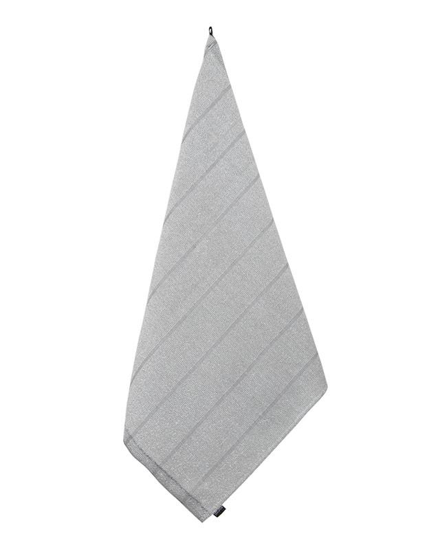 Linen Terry Towel Laituri: Grey