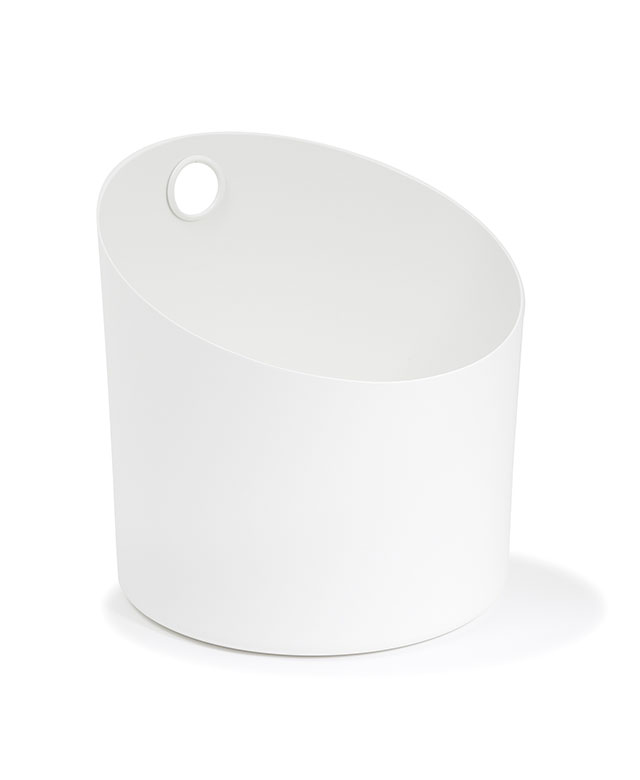 Kolo bucket 4 white