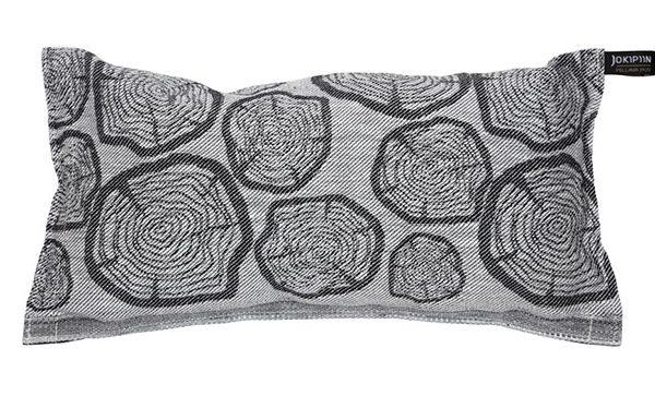 Sauna pillow - Mänty Black/White