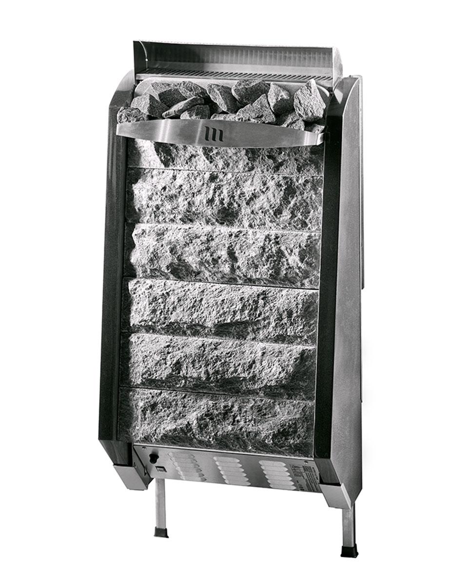 Hiisi: Soapstone sauna heater