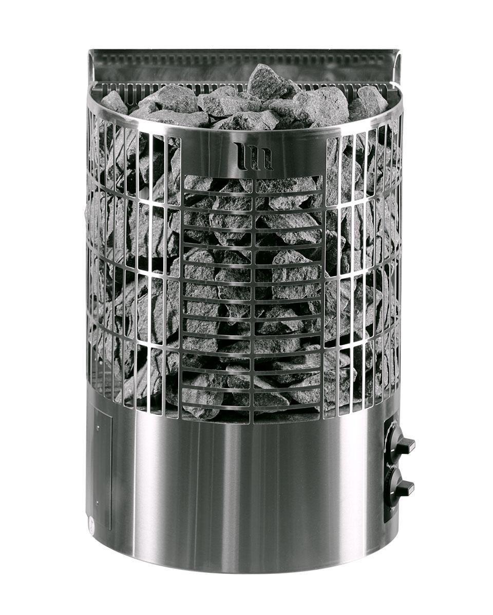 Wall mounted heater: Teno M - Steel