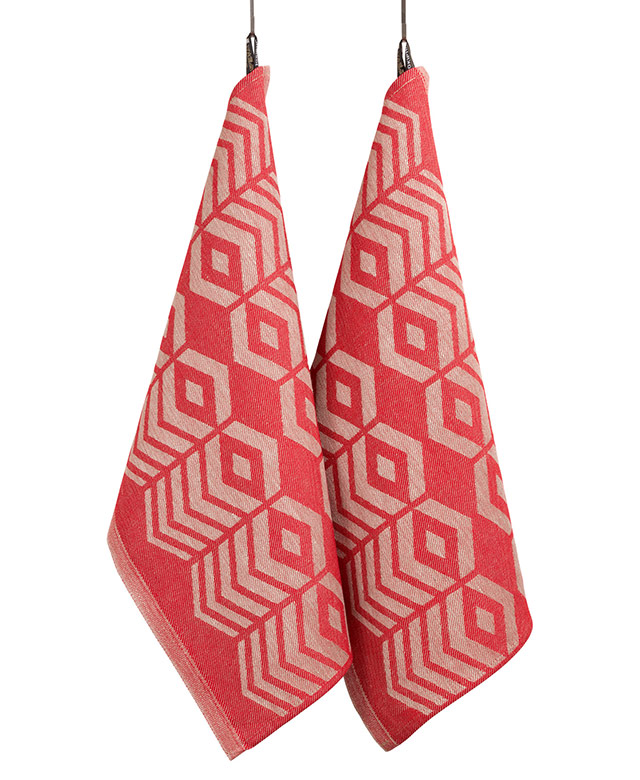 Custom Design flat woven linen