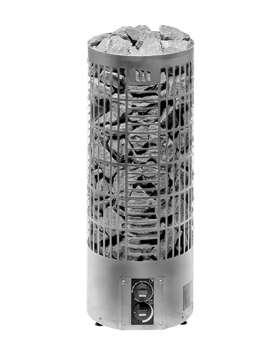 Floor standing heater: Tahko - Steel