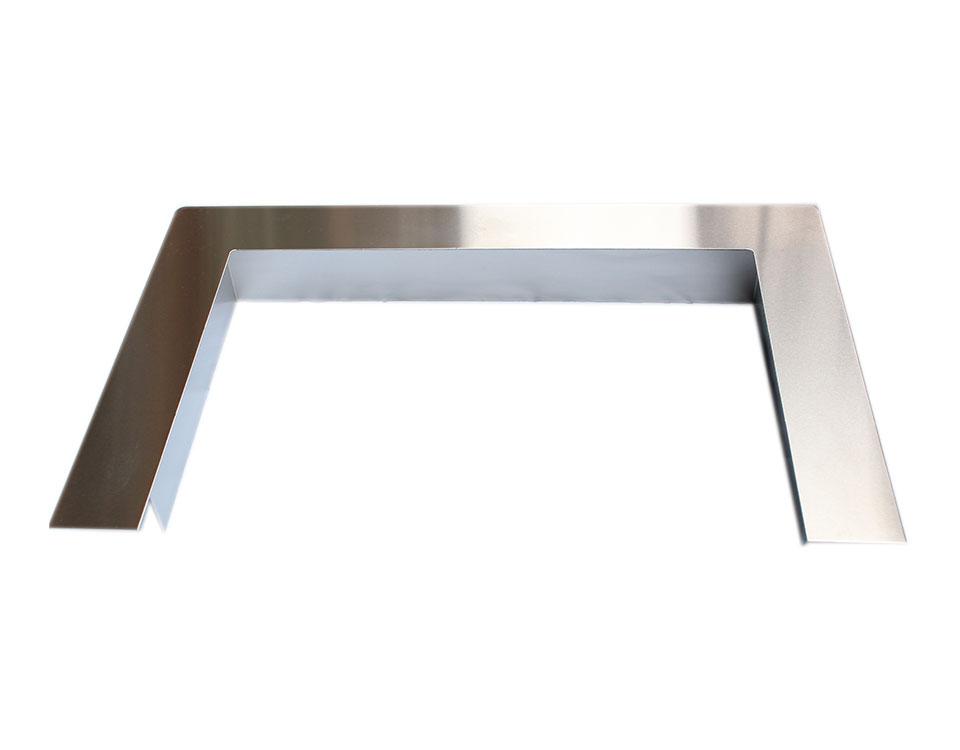 Hiisi, Louhi, Ukko, Ahti: Embedding Flange: Steel