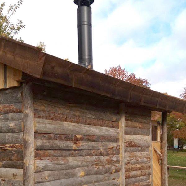 Kelo Outdoor Sauna