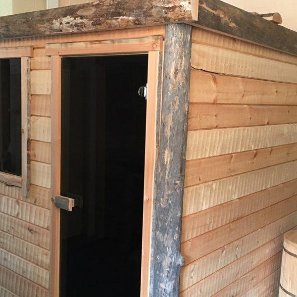 Indoor Sauna set