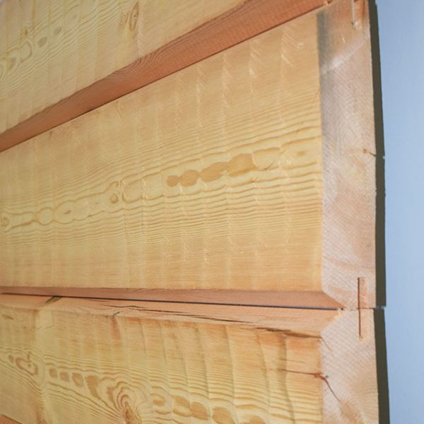 Kelo sawn timber 50mm with groove and tongue batten