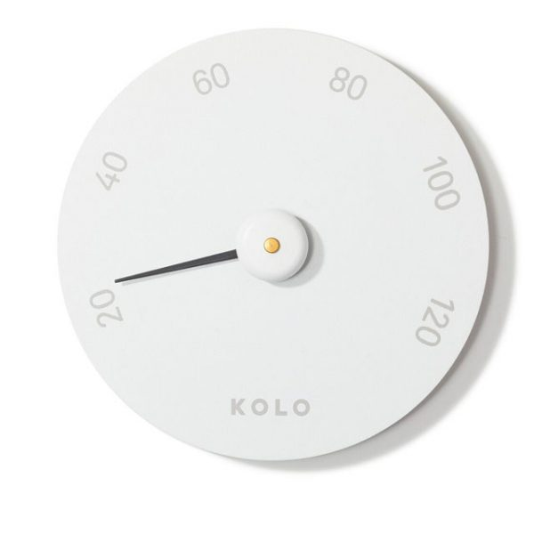 KOLO thermometer white