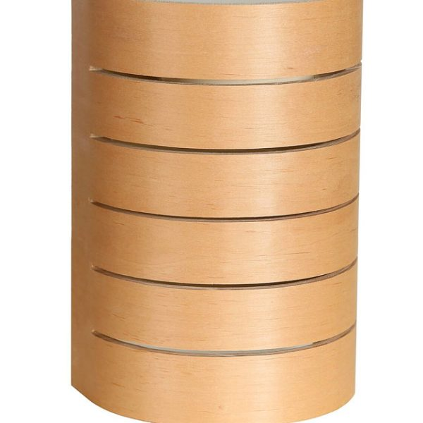 Raita Sauna Light: Half round birch