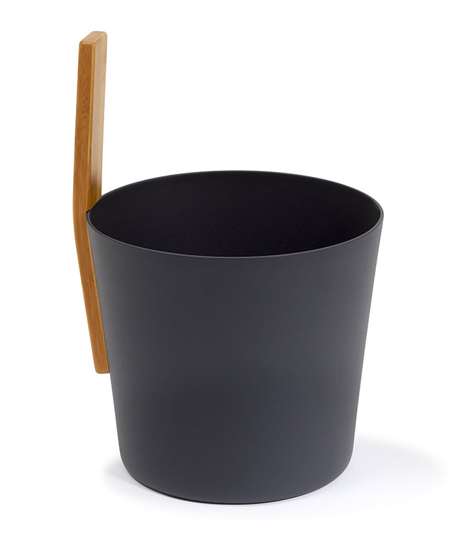 Kolo bucket 3 black