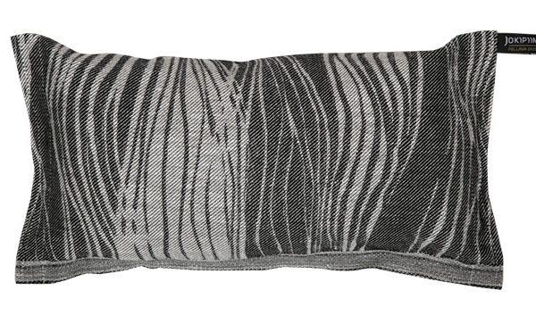 Sauna pillow Virta - Black/White