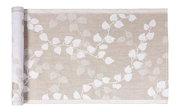 Seat cover: Tuuli natural/ opt. white