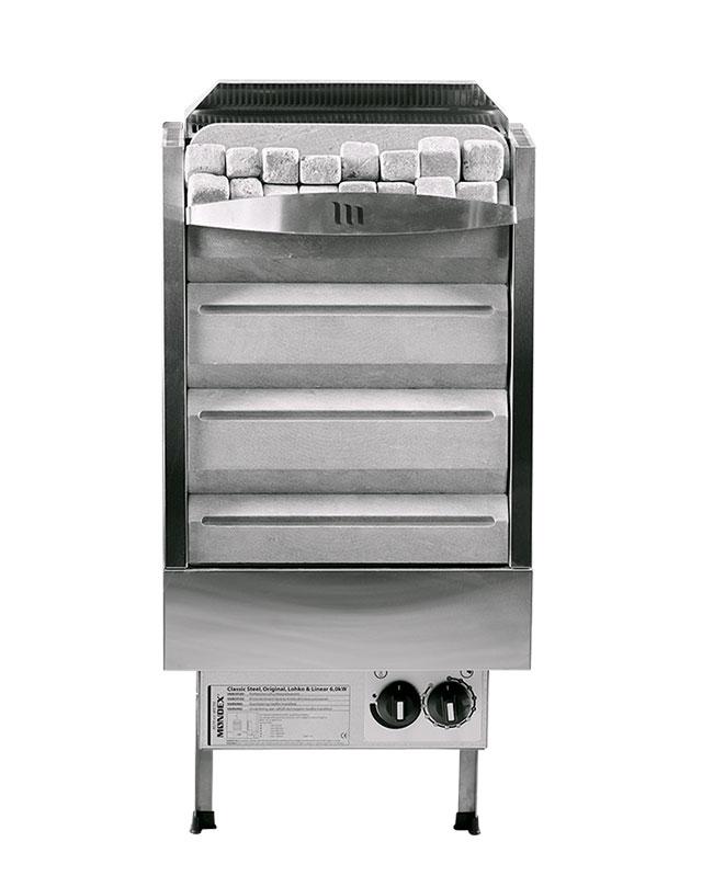 Ahti: Soapstone sauna heater