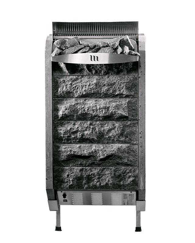 Louhi: Soapstone sauna heater