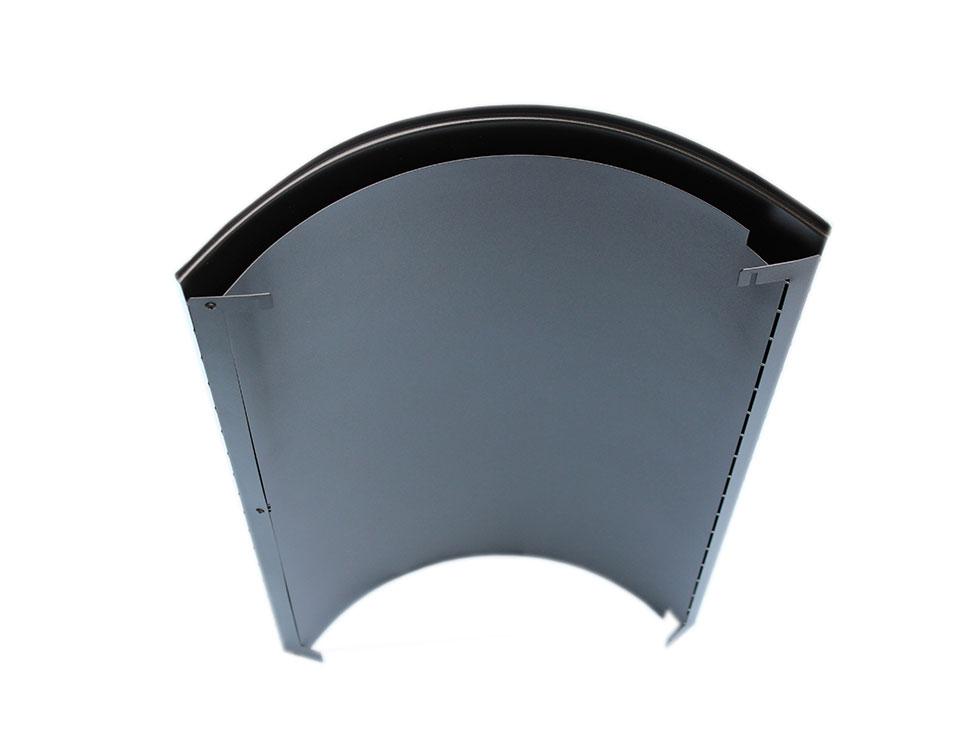Tahko: Safety shield - Black