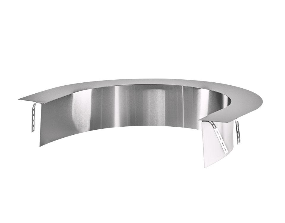 Teno: Embedding flange - Steel